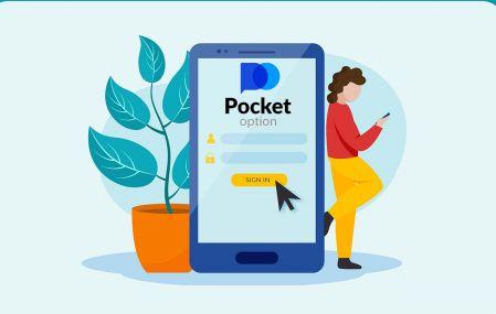 كيفية التسجيل وحساب تسجيل الدخول في Pocket Option Broker Trading
